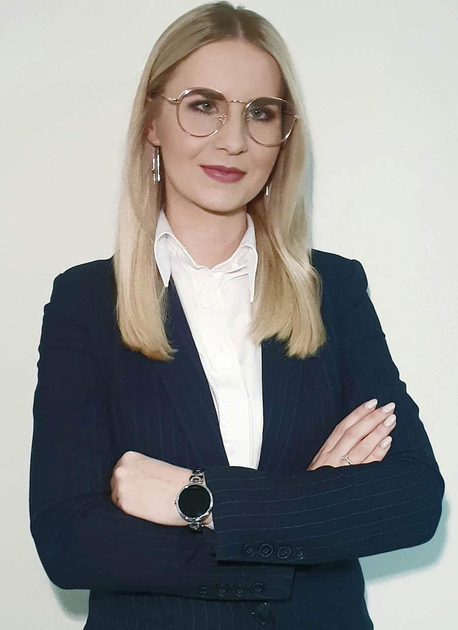 Aplikant Natalia Bździon